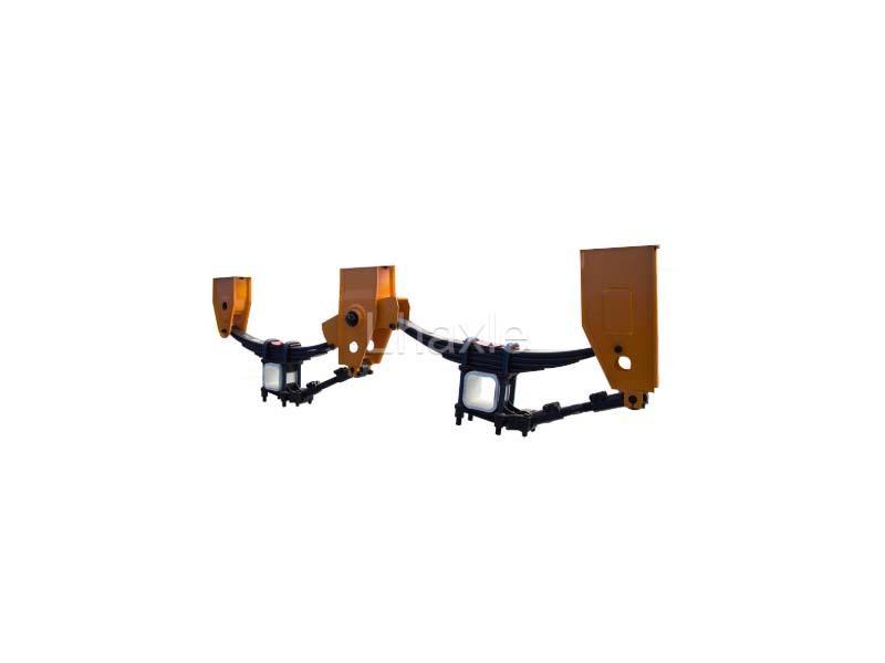 Trailer Axle Suspension Tandem Axle for Sale