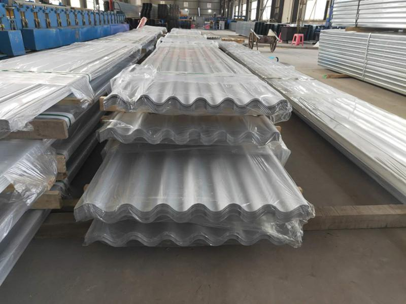 Color Steel Plate YX35-130-780