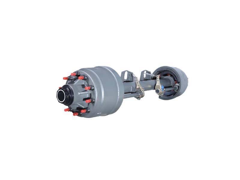 American Type Outboard Axles Used in Semi Trailer and Truck