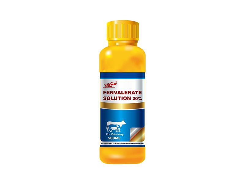 Fenvalerate SOLUTION20%