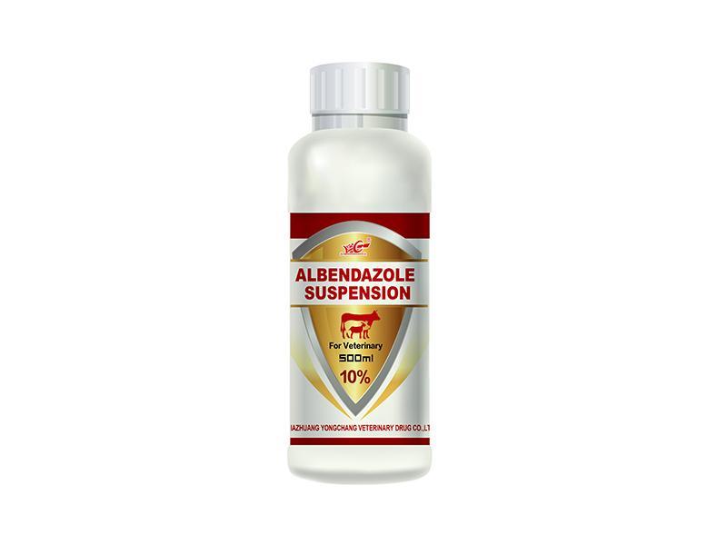 Albendazole SUSPENSION10%