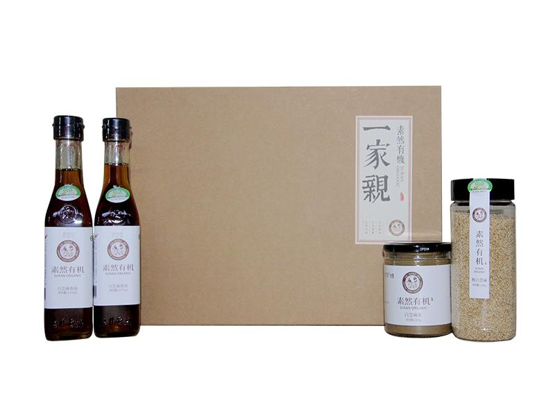 Gift Pack Seasoning Brand Bulk Sesame Oil(Organic White Sesame Product)
