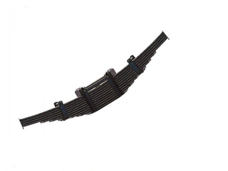 Leaf Spring Trailer Part for Semi Trailer Made in China
