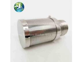 High Quality Stainless Steel Strainer Resin Traps Wedge Wire Water Screen Nozzle