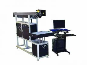 CO2 Leather Cutting  Engraving Machine
