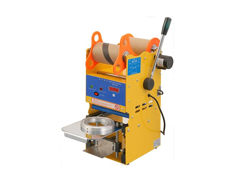 Digital Semi-automatic Plastic Cup Sealing Machine