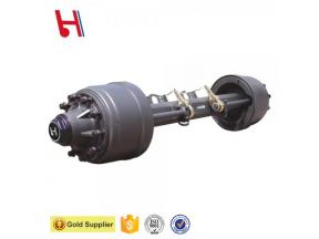 Trailer Parts Fuwa Axle American Type  Axle for Hot  Sale