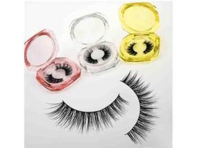 6d Eyelashes Mink Silk Eyelash Vendor 5d 4d Faux Mink Full Strip Eyelashes Private Label