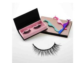 6d Mink Fur Fluffy Eyelashes Short Soft Mink Eyelash 3D Mink Eyelash Custom Eyelash Packaging