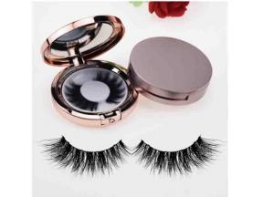 Magnetic Eyelashes and Eyeliner Set Magnetic Eyelash Partner Set Mink False Magnetic Eyelash