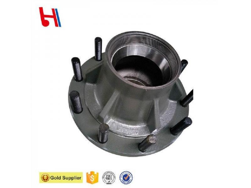Hot Sale Hub/Brake Drum for Heavy Truck Trailer