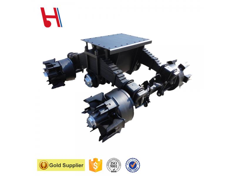 Vehicle Master Single Point Bogie Trailer Suspension Series for Sale