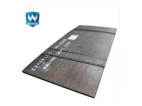 High Chromium High Carbide Wear Resistant Bimetallic Wear Plate