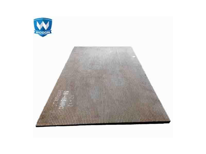 Wodon Hardfacing Bimetallic Chromium Carbide Plate