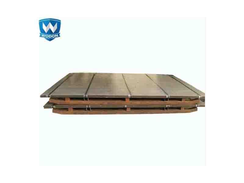 Wodon High Carbon High Chromium Abrasion Steel Wear Plate
