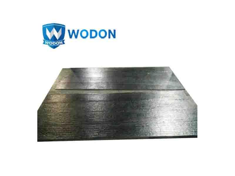 Wodon Chromium Alloy Hardened Steel Plate with Super Abrasion Resistance