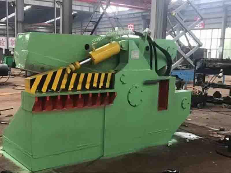 Crocodile Type Automatic Shears