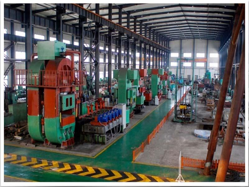 Shenyang Heavy Forge (zhongduan) Hydraulic Press Manufacturing Co., Ltd