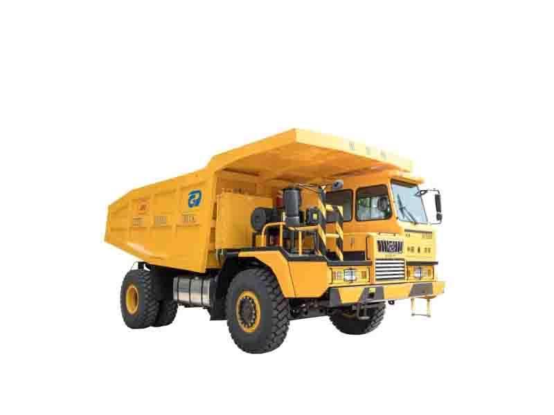 Off-Highway Dump Truck
