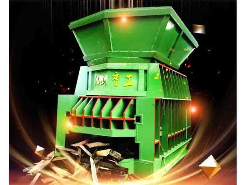 Hydraulic Fully Automatic Gantry Type Box Shear