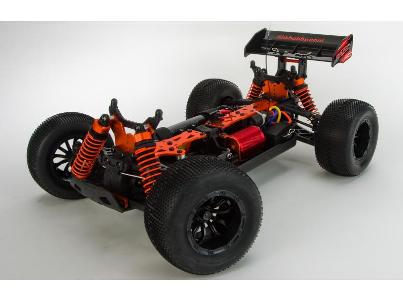 8132  RAZ-R BL  (1/10 4WD BRUSHLESS ELECTRIC TRUGGY - PVC Body
