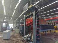 Automatic Hydraulic Gantry Cutting Machine