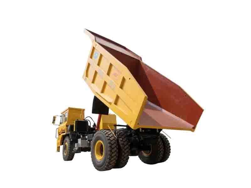 China Mining Truck 430HP 4X2 GT3600