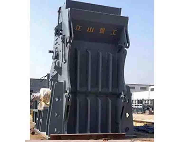 Automatic Hydraulic Metal Scrap Crusher