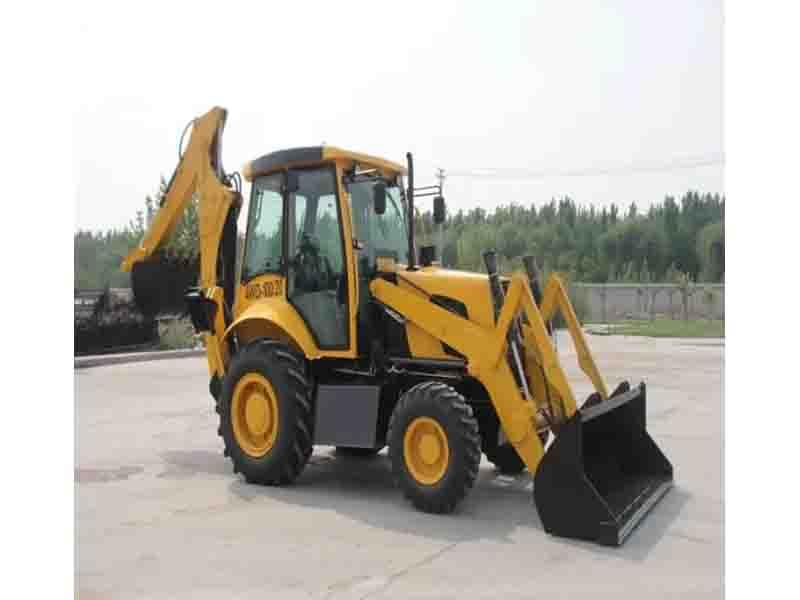 Factory Directly Supply Backhoe Loader