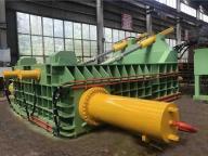 Automatic Hydraulic Metal Packing Machine