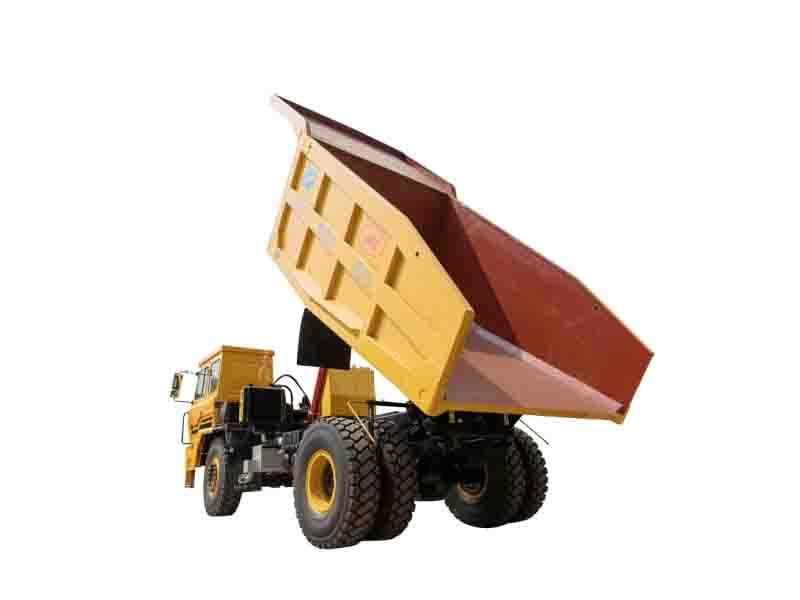 Mining Heavy Truck Truck Guerte GT3600