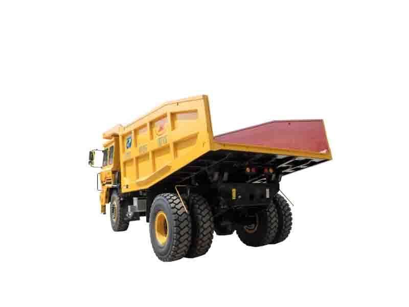 Mining Truck 430HP 4X2 GT3600 Guerte 60 Ton