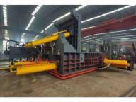 Automatic Hydraulic Metal Scrap Packer