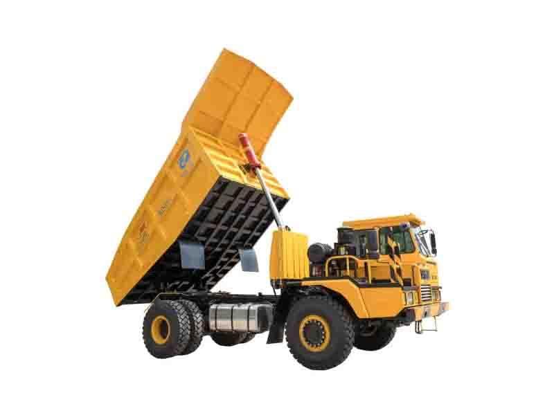 China Mining Truck 430HP 4X2 GT3600  3