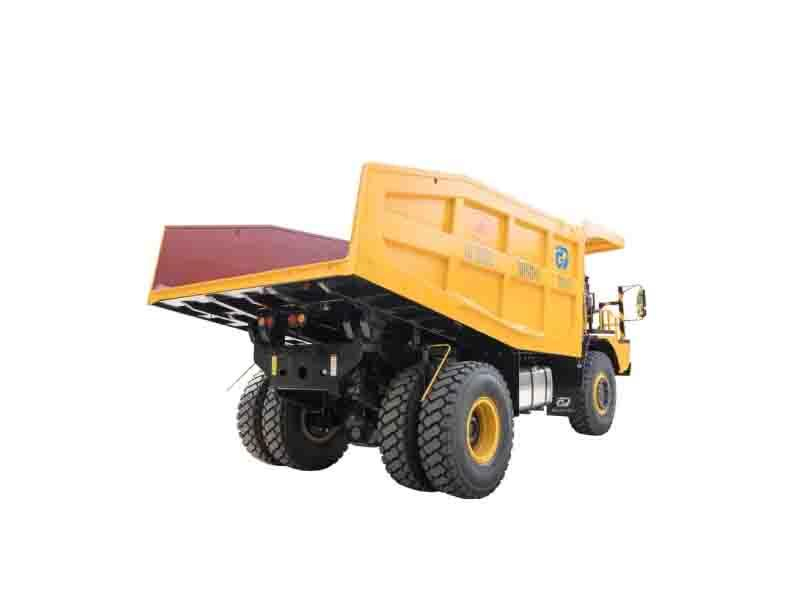 Tipper Truck 430HP 4X2 GT3600