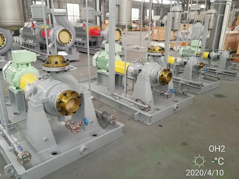 Centrifugal Single Stage Pump