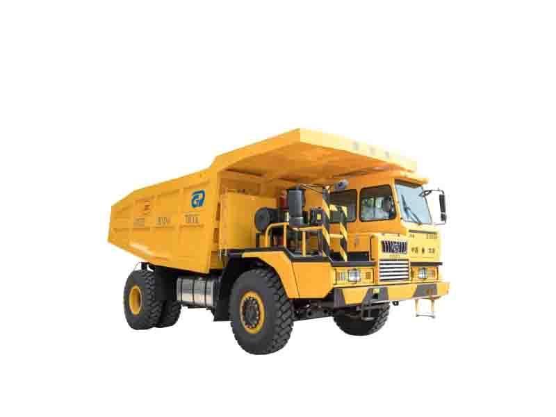 China Mining Truck 430HP 4X2 GT3600 1