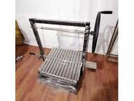 Hot Selling Charcoal Countertop Custom Argentine Masonry Grill V Grate