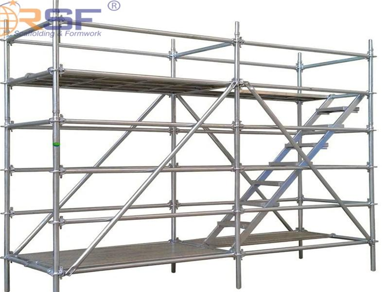 Glalvanized Ringlock System Scaffolding Standards for Sale