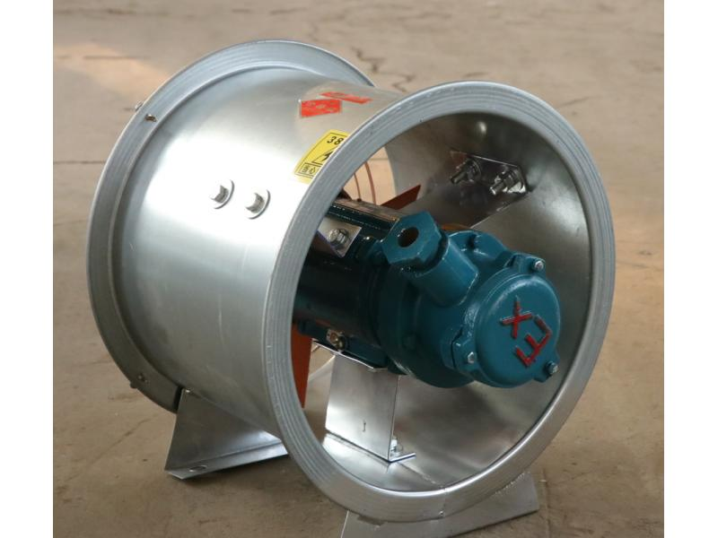 High Quality Resistant Ventilation Industrial Exhaust Axial Fan Shandong Product
