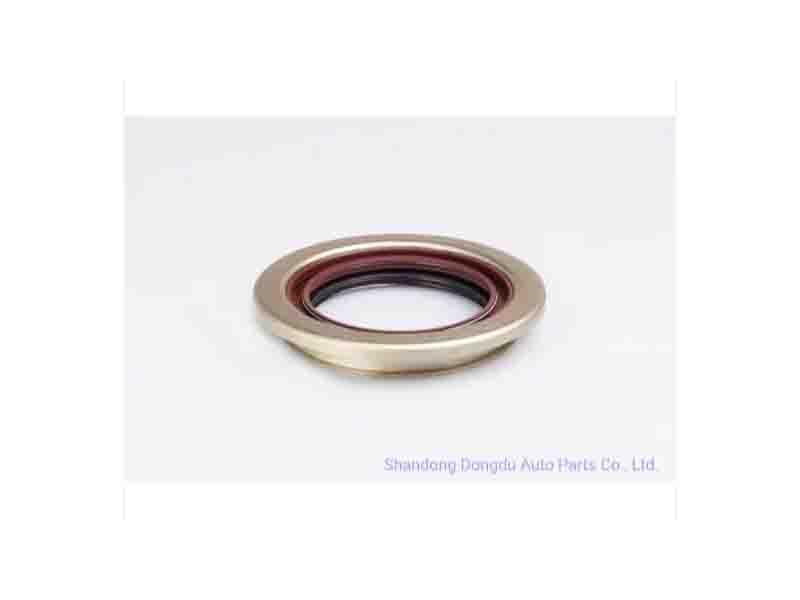 Wear-Resistant/ Oil-Resistant and Temperature-Resistant Rubber Metal Combination Seals