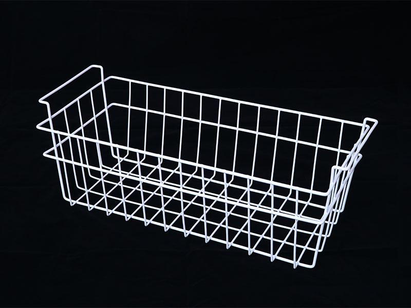 New Design Kitchen Cabinet Door Back Metal Kitchen Basket for Storage