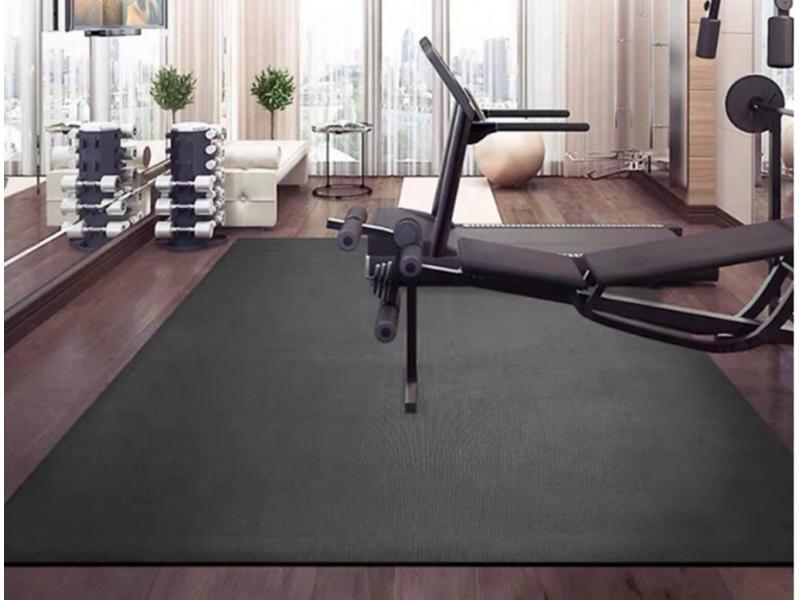 Large Exercise Mat 6 X 4 Feet (72