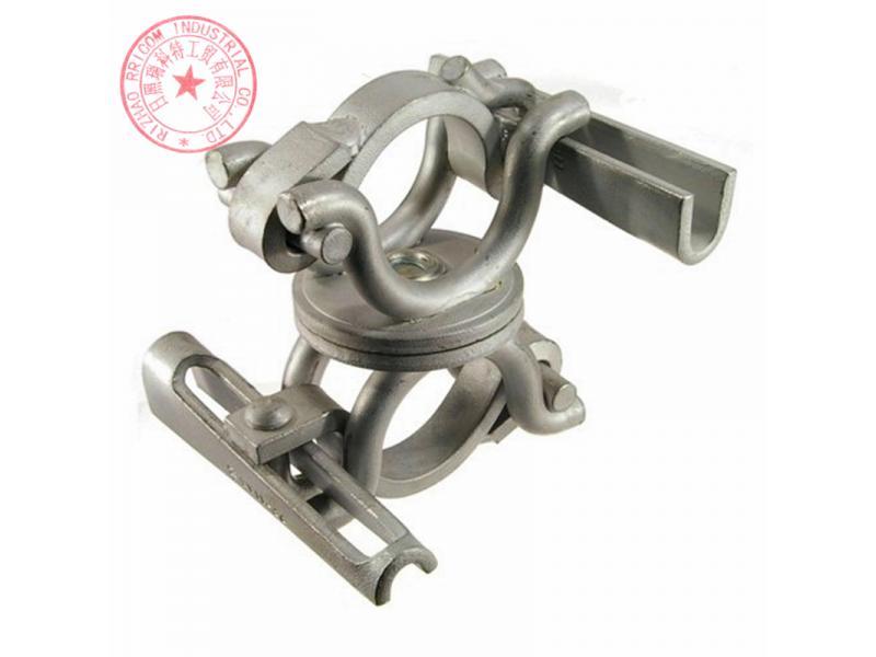Galvanized Scaffolding Swivel Rod Clamps