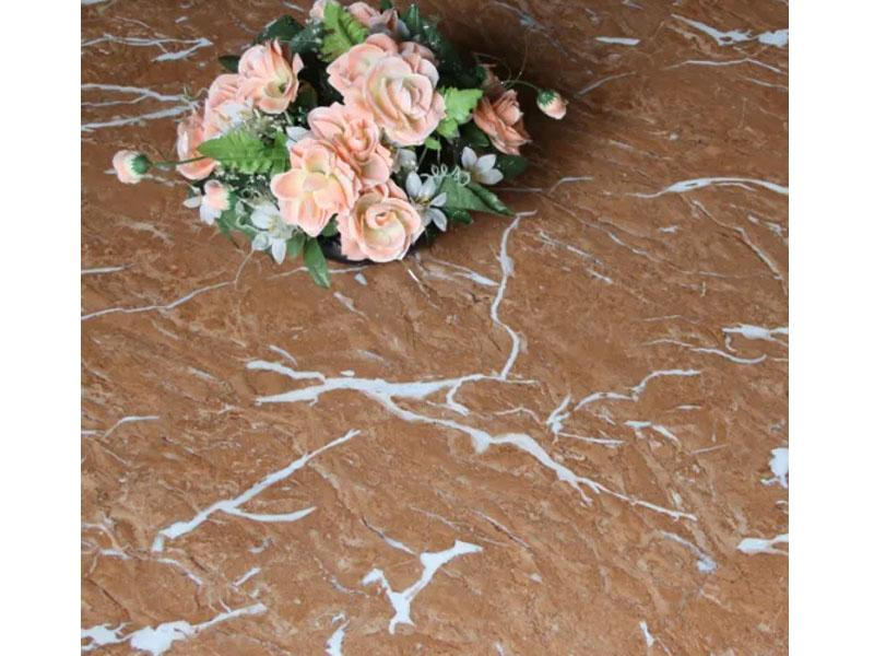 Fireproof Stone Grain PVC Loose Lay Vinyl Flooring