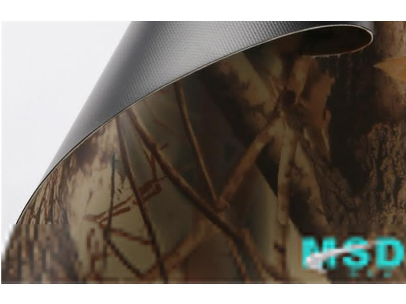 1100GSM 28X26 Camouflage Boat Cloth