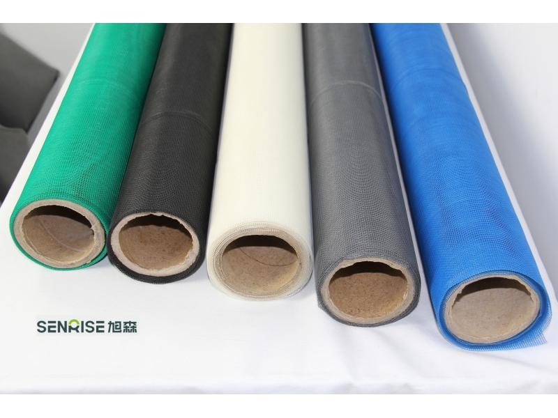 Fiberglass Window Screen Invisible Insect Screen Mesh PVC-coated