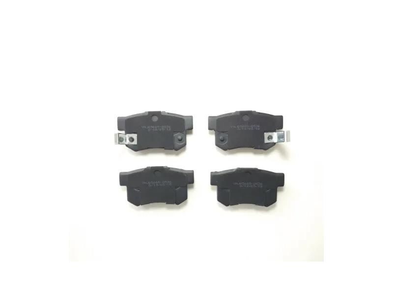 D536 Semi-Metallic Formula Brake Pads for Acurahonda Isuzu (43022-S9A-E50)