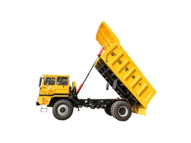 430HP 4 X2 Heavy Truck