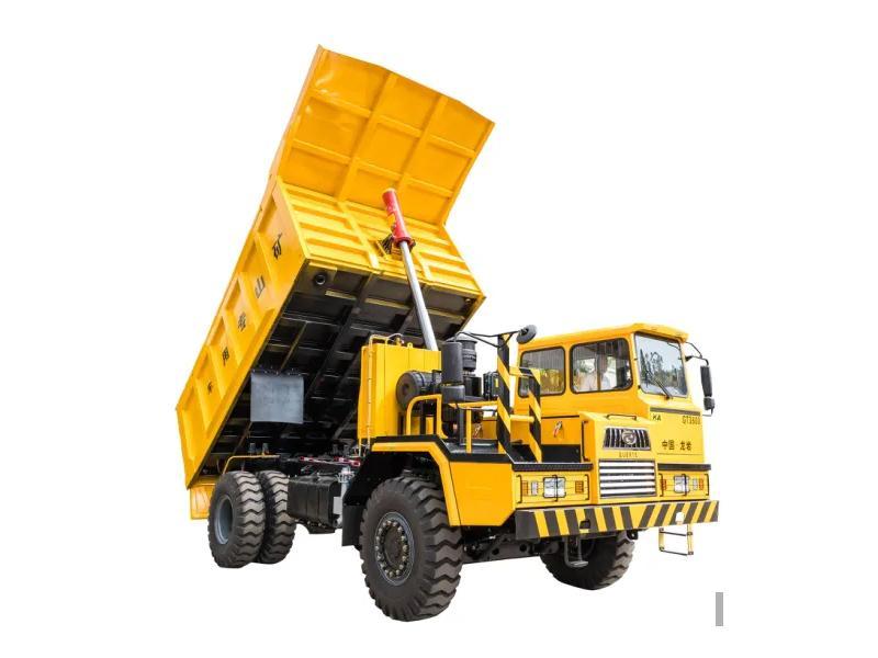 430HP 4X2 Mining Heavy Truck